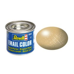 Revell 32194 Enamel OR – Gold Metallic 14ml