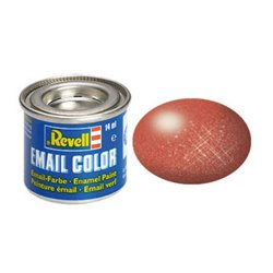 Revell 32195 Enamel Bronze Metallic 14ml