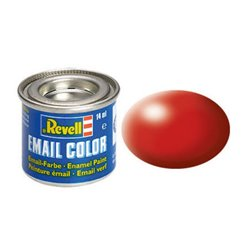 Revell 32330 Enamel RAL3000 Rouge Feu – Fiery Red Silk 14ml