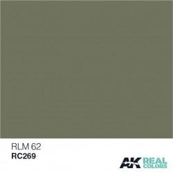 Revell 32362 Enamel RAL6013 Greyish Green Silk 14ml
