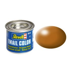Revell 32382 Enamel RAL8001 Brun Bois – Wood Brown Silk 14ml