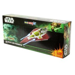 Revell 06688 1/39 Easy Kit Star Wars Kit Fisto's Jedi Starfighter