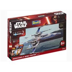 Revell 06696 1/50 Star Wars Resistance X-Wing Fighter