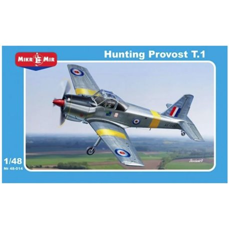 MikroMir MM48-014 1/48 Hunting Provost T.1