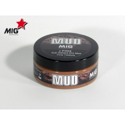 MIG Productions P504 Sub Sahara Dry Mud - Fine texture 75ml