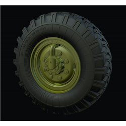 PANZER ART RE35-535 1/35 ZiL-131 Road wheels