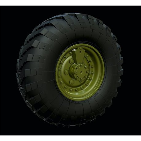 PANZER ART RE35-536 1/35 ZiL-157&BTR-152 Road wheels