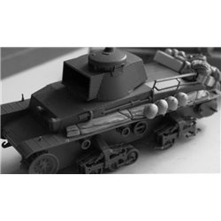 PANZER ART RE35-538 1/35 Stowage set for Pz.Kpfw 35(t)