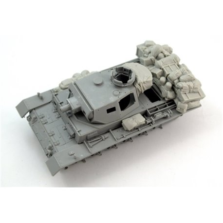 PANZER ART RE35-539 1/35 Stowage set for Pz.Kpfw III (Ausf J-N)