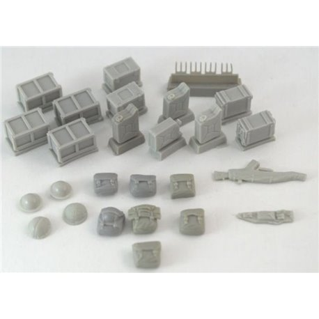 "PANZER ART RE35-540 1/35 Stowage set for ""Carrier"""