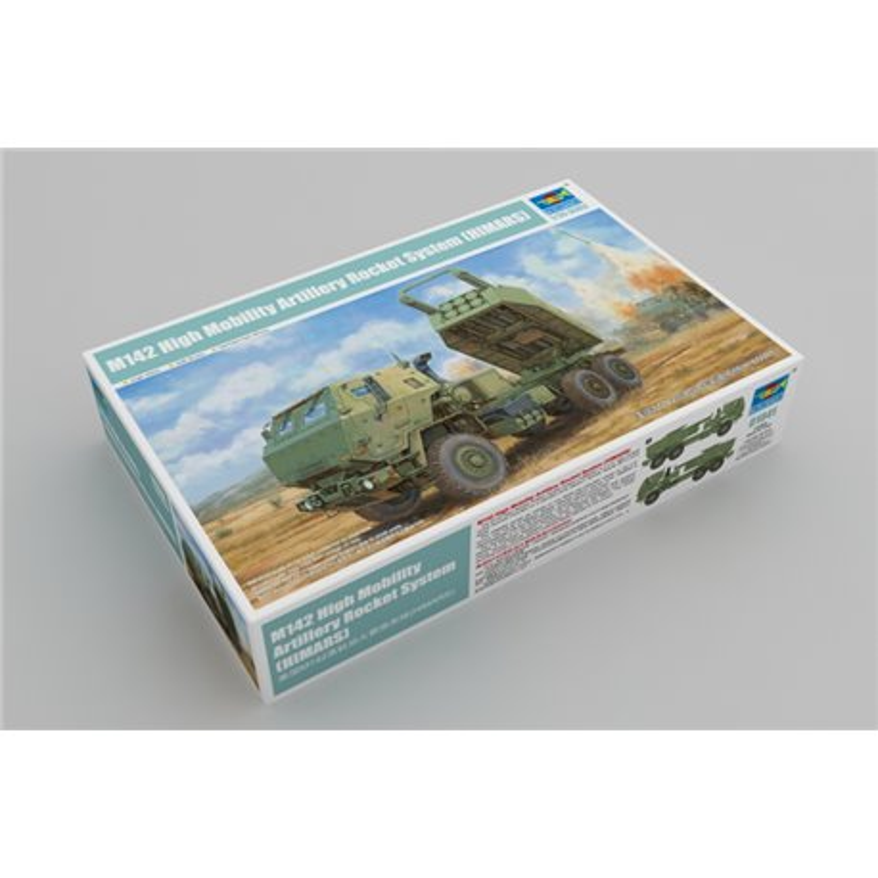 Trumpeter 01041 1/35 M142 High Mobility Artillery Rocket System HIMARS