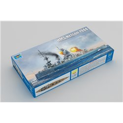 Trumpeter 06717 1/700 HMS Nelson 1944