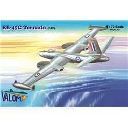 VALOM 72123 1/72 North American RB-45C Tornado