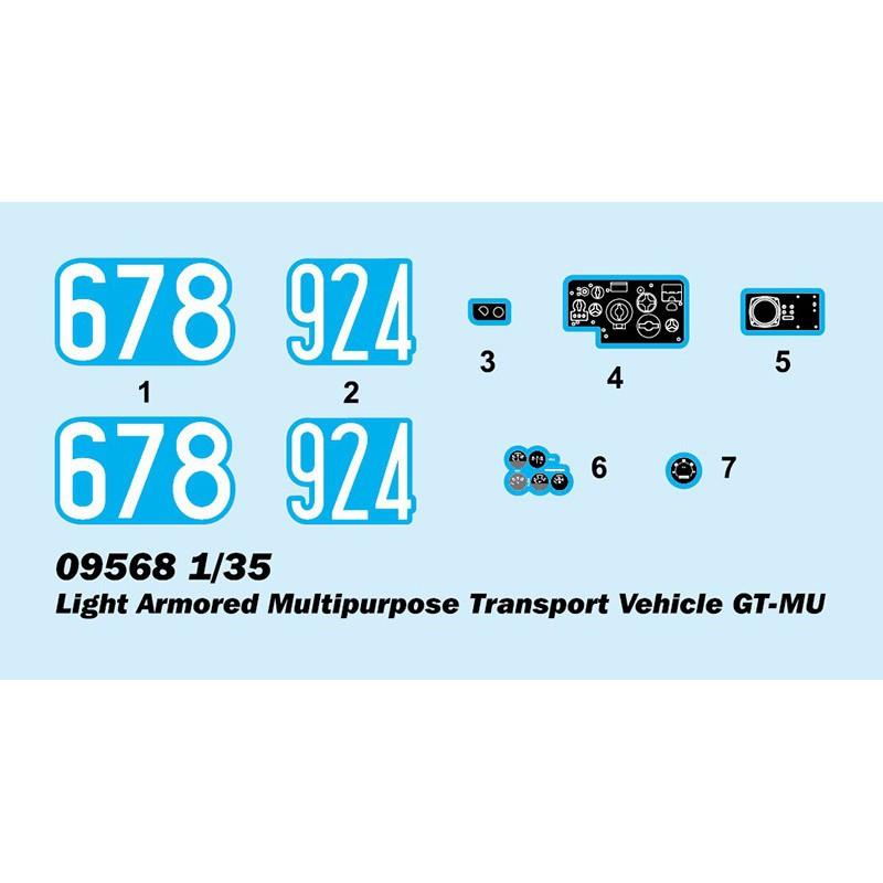 Hobby Boss 81749 1/48 Bf109F-4