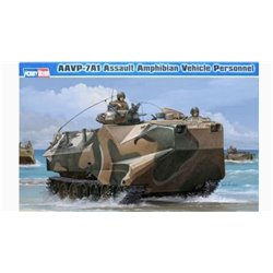 Hobby Boss 82410 1/35 AAVP-7A1 Assault Amphibian Vehicle Personnel