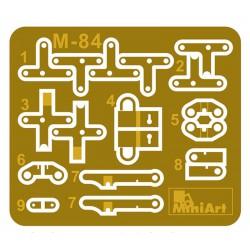 HOBBY BOSS 82413 1/35 AAVP-7A1 Assault Amphibious Vehicle (w/mounting bosses)*