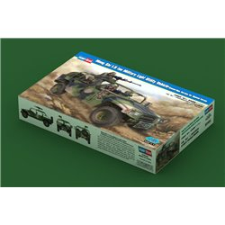 Hobby Boss 82469 1/35 Meng Shi 1.5 ton Light Utility Vehicle- Convertible