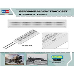 HOBBY BOSS 82902 1/72 German Railway Track Set