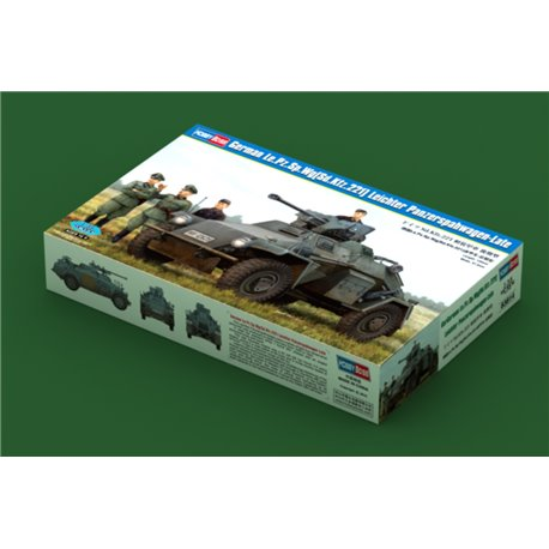 Hobby Boss 83814 1/35 German Le.Pz.Sp.Wg(Sd.Kfz.221)