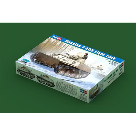 Hobby Boss 83826 1/35 Russian T-40S Light Tank