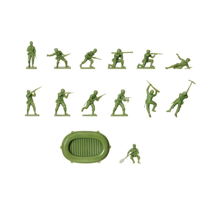 IBG Models W-003 1/72 Sturmgeschütz III 0-Serie