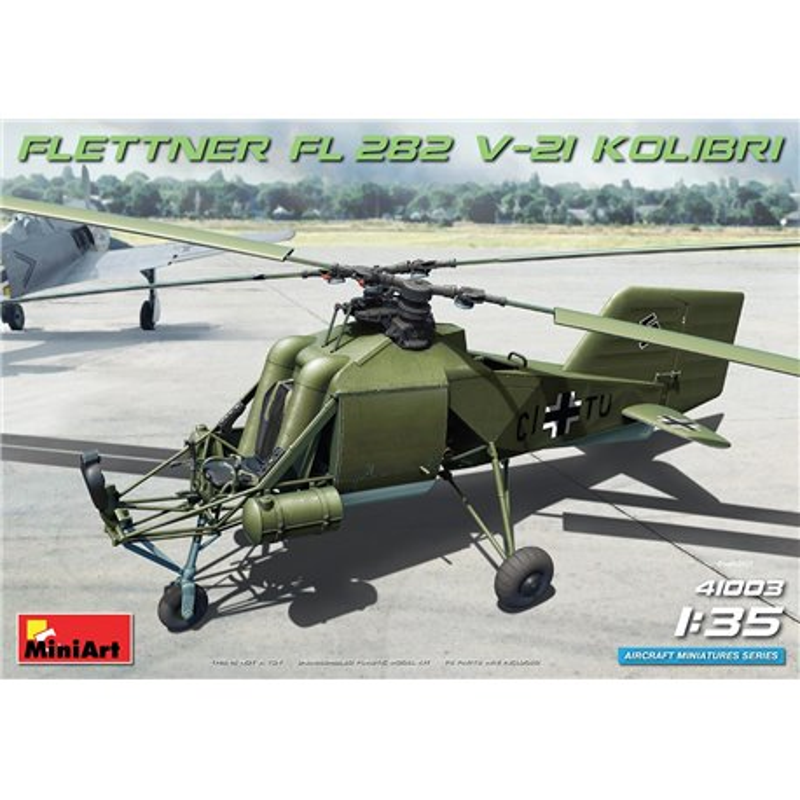 Miniart 41003 1/35 Fl 282 V-21 KOLIBRI