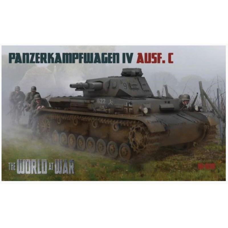 Miniart 37041 1/35 TIRAN 4 LATE TYPE