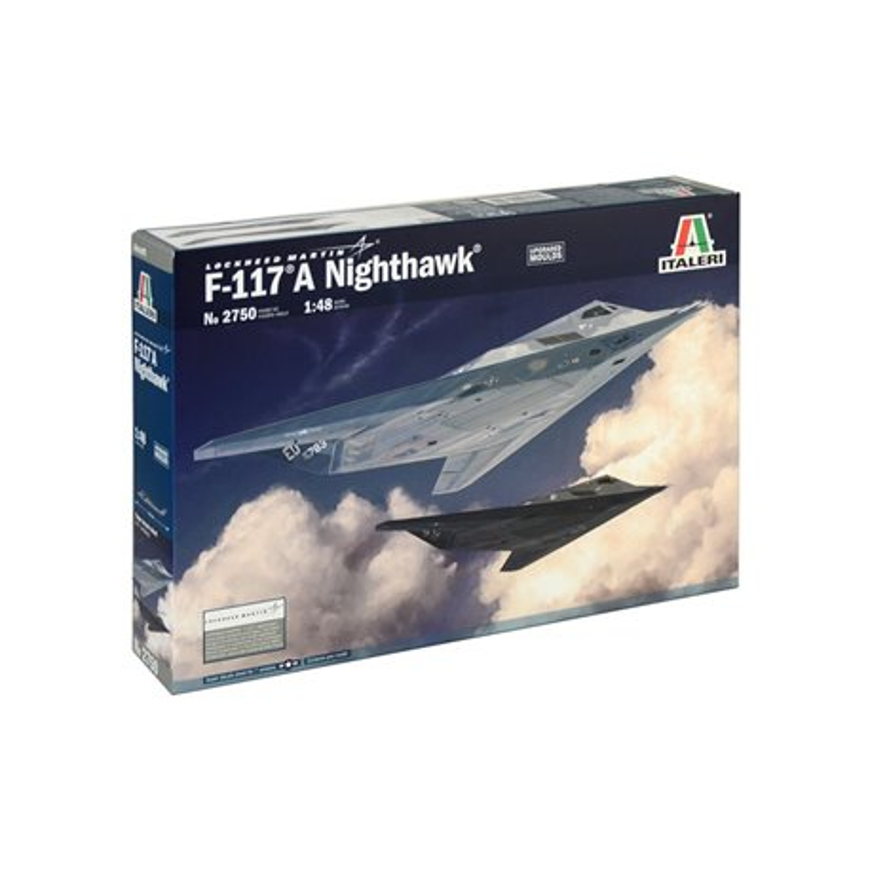 ITALERI 2750 1/48 F-117 A NIGHTHAWK