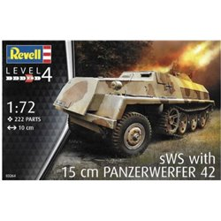 Revell 03264 1/72 sWs with 15cm Panzerwerfer 42