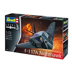 Revell 03899 1/72 Lockheed F-117 Stealth Fighter
