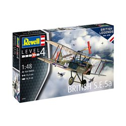 Revell 03907 1/48 British S.E. 5a British Legends 1918-2018