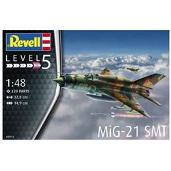 Revell 03915 1/48 MiG-21 SMT