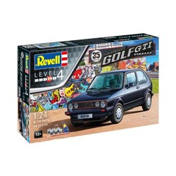 Revell 05694 1/24 35 Years of the VW Golf GTi Pirelli