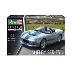 Revell 07039 1/25 Shelby Series 1