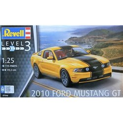Revell 07046 1/24 Ford Mustang GT 2010