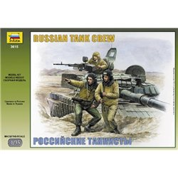 ZVEZDA 3615 1/35 RUSSIAN MODERN TANK CREW