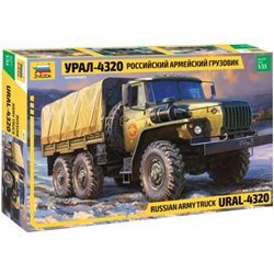 ZVEZDA 3654 1/35 Ural 4320 Truck