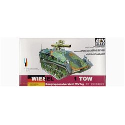 AFV Club AF35014 1/35 Bundeswehr Wiesel 1 Waffenträger TOW