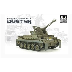 AFV Club AF35S66 1/35 German Flakpanzer M-42 A1 Duster