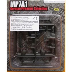Trumpeter 00523 1/35 German Firearms Selection MP7A1