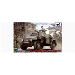Bronco CB35022 1/35 Leichter Panzerspähwagen Sd.Kfz. 221 (Chinese Army Version)