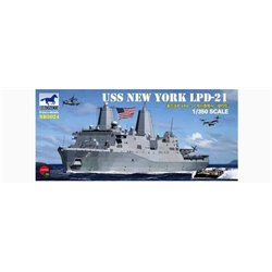 Bronco NB5024 1/350 USS New York LPD-21