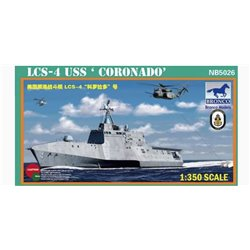 Bronco NB5026 1/350 LCS-4 USS Coronado