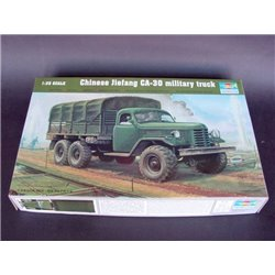 Trumpeter 01002 1/35 Chinese Jiefang CA-30 Military Truck