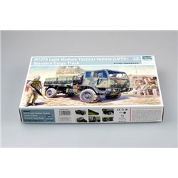 Trumpeter 01004 1/35 M1078 Light Medium Tactical Vehicle (LMTV)