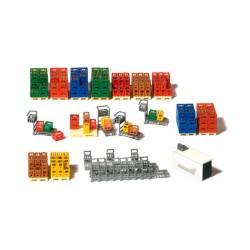 Preiser 14104 Figurines HO 1/87 Voyageurs - Passengers