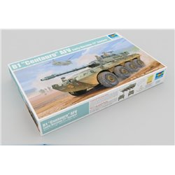 Trumpeter 01562 1/35 B1 Centauro AFV Early Version (1st Series)