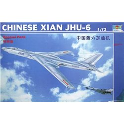 Trumpeter 01614 1/72 CHINESE XIAN JHU-6