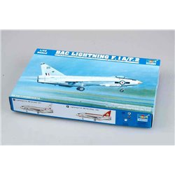 Trumpeter 01634 1/72 English Electric (BAC) Lightning F.1A/F.2