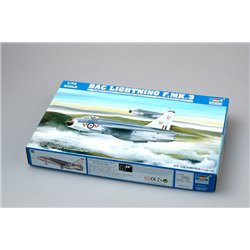 Trumpeter 01635 1/72 English Electric (BAC) Lightning F.MK3